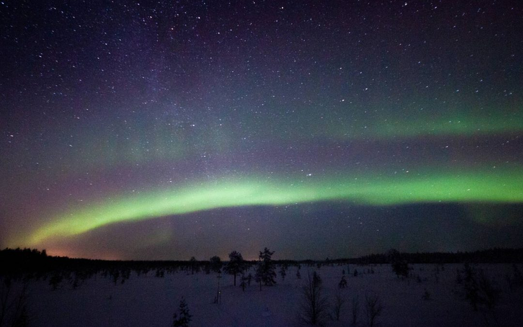 The easy way of catching the Northern Lights